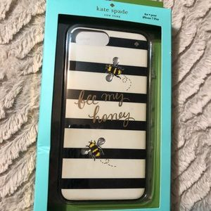 Kate spade ♠️ like new iPhone 7-8plus Case